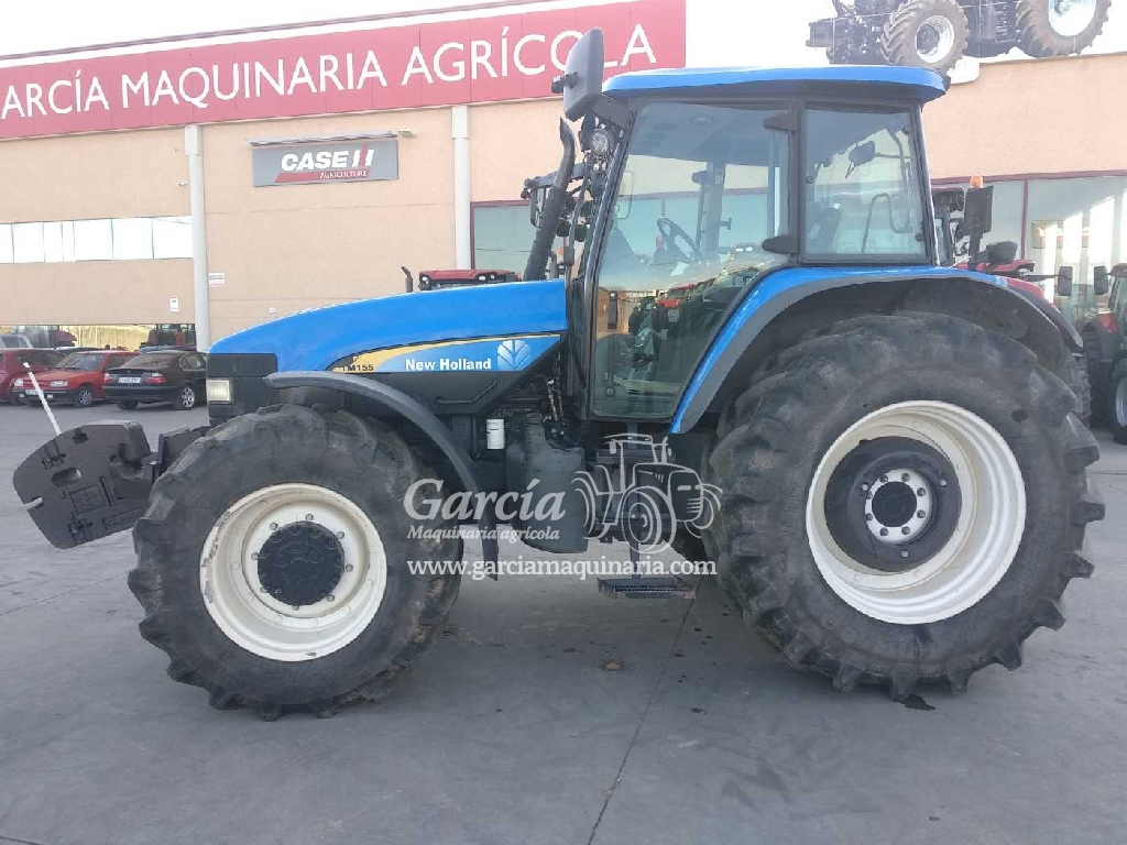 Tractor NEW HOLLAND TM 155