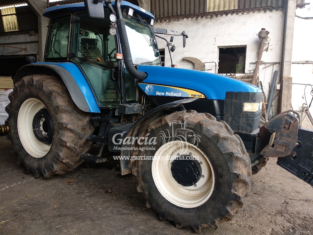 - NEW HOLLAND TM 155